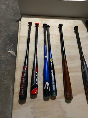 Baseball bats of all kind for Sale in Kissimmee, FL
