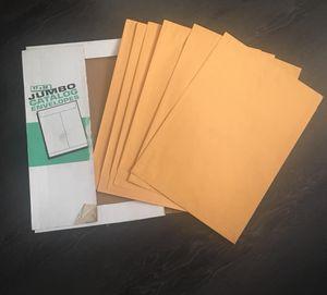 17x22 Jumbo Catalog Envelopes for Sale in Phoenix, AZ