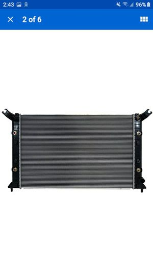 011 Chevrolet Silverado 2500 radiator for Sale in Pompano Beach, FL