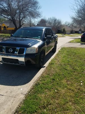 Nissan titan for Sale in Arlington, TX