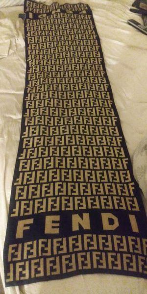 Fendi wool/silk scarf for Sale in Mechanicsburg, PA
