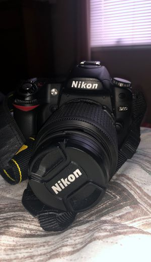 Nikon D80 Shell, 2 Lenses, Charger, 2 Batteries for Sale in Matamoras, PA