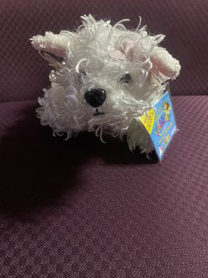 Webkinz White R .Terrier hm- 106 for Sale in West Covina, CA
