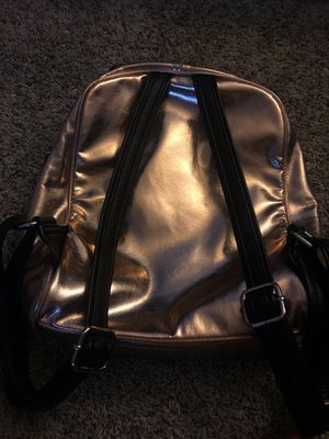 Rose gold mini backpack for Sale in Upland, CA