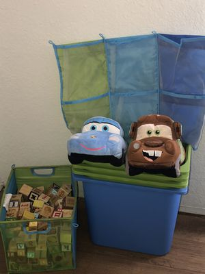 Kids Toys Room Decor for Sale in Fort Worth, TX