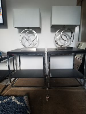 Coffee table plus two matching side tables for Sale in Oceanside, CA