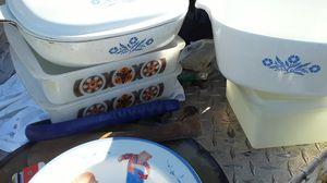 Corningware and glassware casserole dishes for Sale in Carson, CA