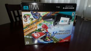 Nintendo wii u delux console plus Mario game for Sale in Henderson, NV