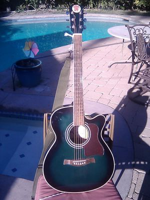 """Vinyard"" electric acoustic guitar for Sale in Claremont, CA"