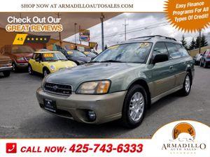 2003 Subaru Legacy Wagon for Sale in Lynnwood, WA