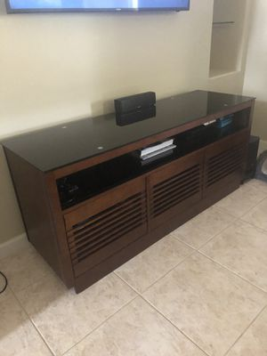 Nice Entertainment Center for Sale in Tamarac, FL