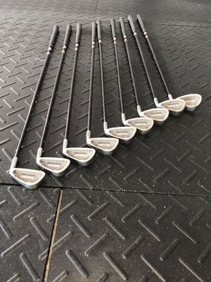 Golf clubs irons set graphite shafts 858 for Sale in Miami, FL