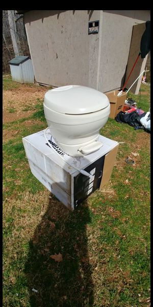 Camper toliet for Sale in Kernersville, NC
