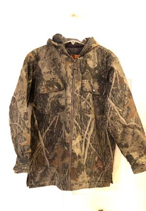 Boys Camouflage Jacket, Sz M 10/12 for Sale in Chicago, IL