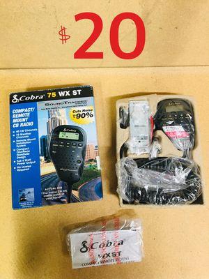 Cobra CB radio. Brand New / Never Used. for Sale in Tustin, CA