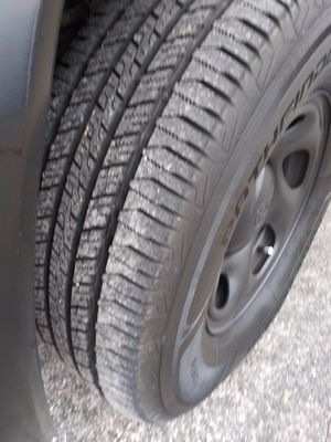 2005 Tundra wheels and tires 265 70 16 for Sale in San Antonio, TX