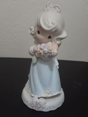 """Precious Moments Growing on Grace """"16"""" Girl for Sale in Tampa, FL"""