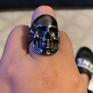 Skull biker ring for Sale in Queens, NY