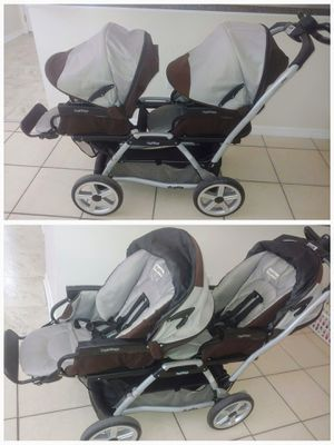 Double Baby Stroller for Sale in Lutz, FL