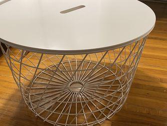 Ikea KVISTBRO Basket Table for Sale in Miami,  FL