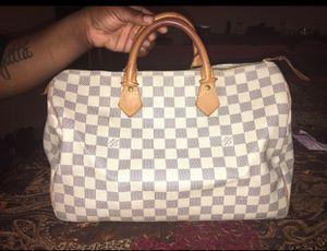 Authentic LV speedy 35 handbag for Sale in Dallas, TX