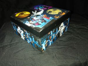 Nightmare Before Christmas Jewelry box for Sale in Seattle, WA