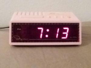 Vintage Ingraham Digital Alarm Clock Radio for Sale in Traverse City, MI