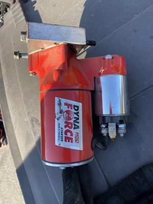 Small block Chevy and 2 gen camaro parts for Sale in Tracy, CA