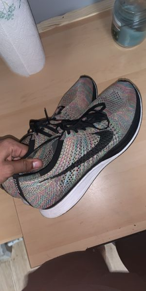 Nike flyknit racers for Sale in Queens, NY