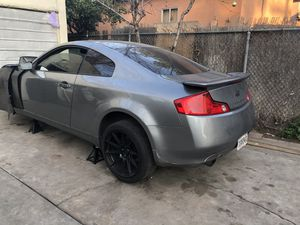 2005 Infiniti G35 coupe parts for Sale in Los Angeles, CA