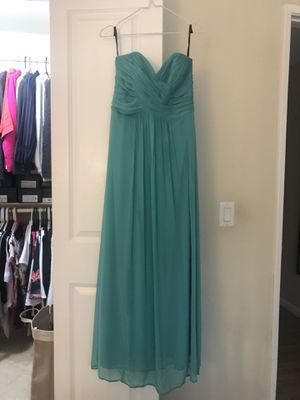 Dress Dessy Collection Vivian Diamond Gown for Sale in Irvine, CA