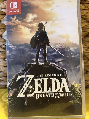 Zelda Switch Game for Sale in Tucson, AZ