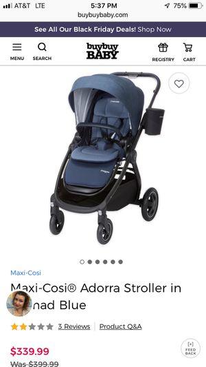 Maxi Cosi Adorra Stroller for Sale in San Diego, CA