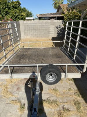 6x10 trailer with title! for Sale in Scottsdale, AZ