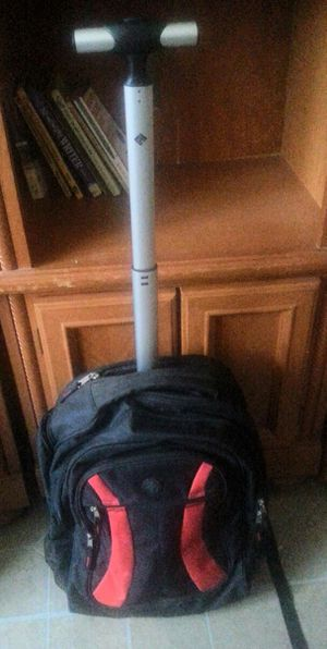 Rolling travel laptop backpack for Sale in Whitehall, OH