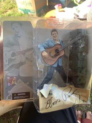 Elvis Presley 50th anniversary figure toy for Sale in Spring Hill, FL
