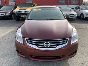 2011 NISSAN. ALTIMA/LEATHER/SUNROOF/BACK CAMERA/119KMILES/ REBUILT TITL for Sale in Garland, TX