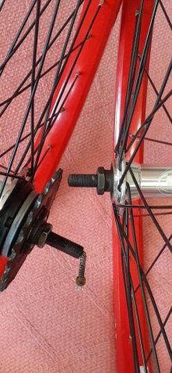 """24"""" 3 Speed wheelset Cruiser bike for Sale in Fremont,  CA"""