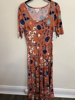Brand New Lularoe Ana Maxi Dress Small Aline Style for Sale in Muncy,  PA