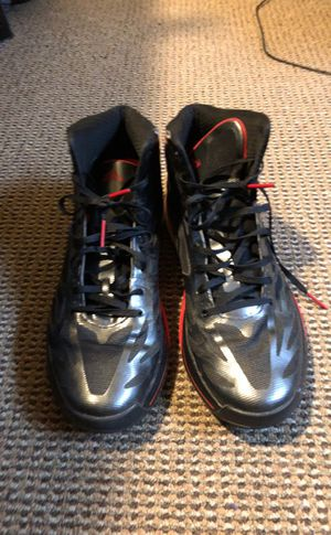 Adidas Crazy Lights Black and Red Size 13 for Sale in Tempe, AZ