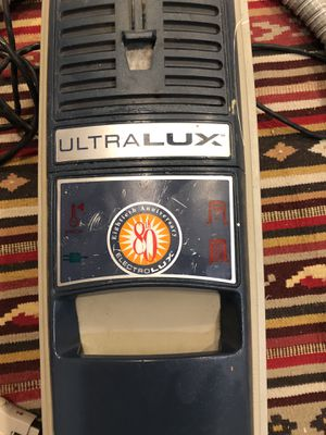 Electrolux Ultralux vacuum for Sale for sale  Canton, CT