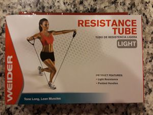 NEW Weider Resistance Tube - Light for Sale in Rockville, MD
