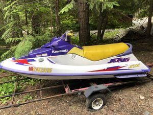 1997 Kawasaki 750 sts hull for Sale in Maple Valley, WA