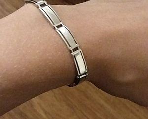 14k white gold bracelet for Sale in Yalesville, CT