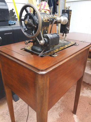Sewing machine and table for Sale in St. Louis, MO