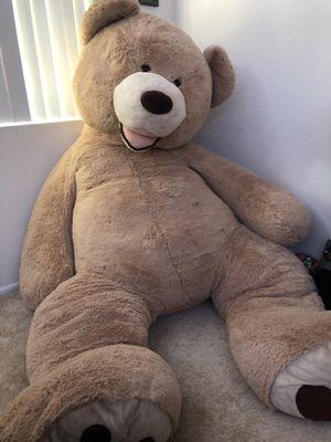 9ft Stuffed Bear, 5ft Stuffed Bear for Sale in Santa Ana, CA