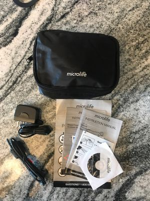 Microlife Blood pressure analyzer software and monitor for Sale in Las Vegas, NV