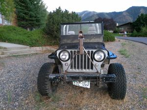 1947 Willy's jeep for Sale in Payson, UT