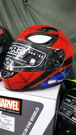 Spider-Man motorcycle helmet for Sale in Los Angeles, CA