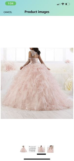 Quinceanera dress like new for Sale in San Leandro, CA